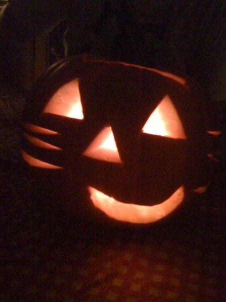 Pumpkin Carving 3